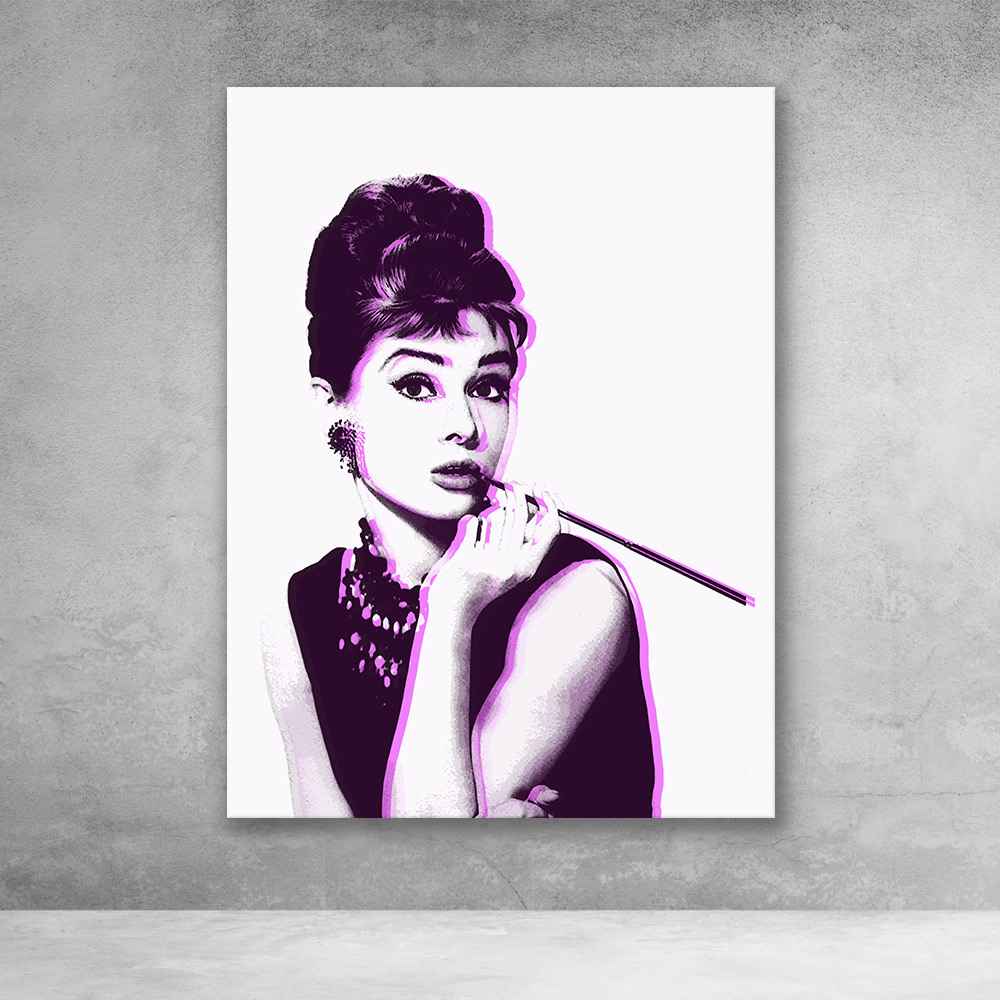 Audrey Hepburn Colors