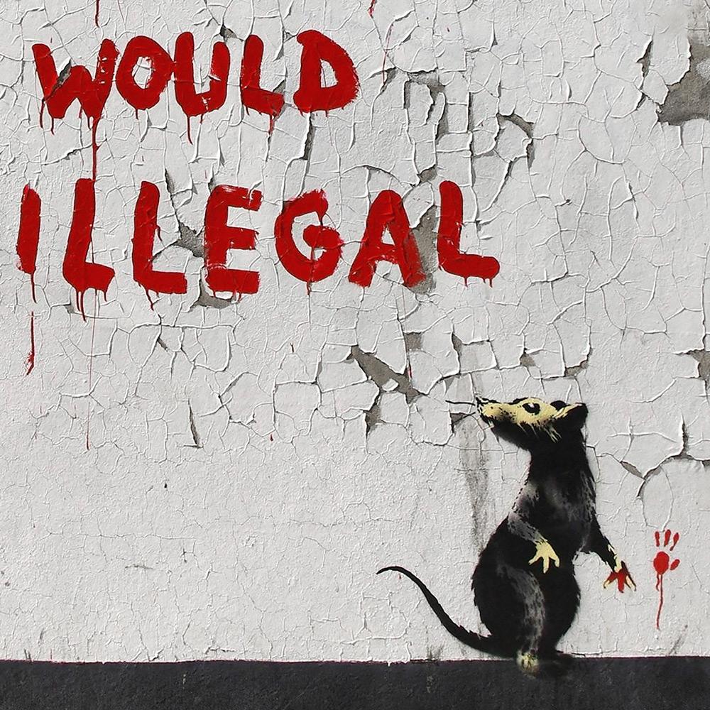 If Graffiti Changed Anything Banksy Street Art