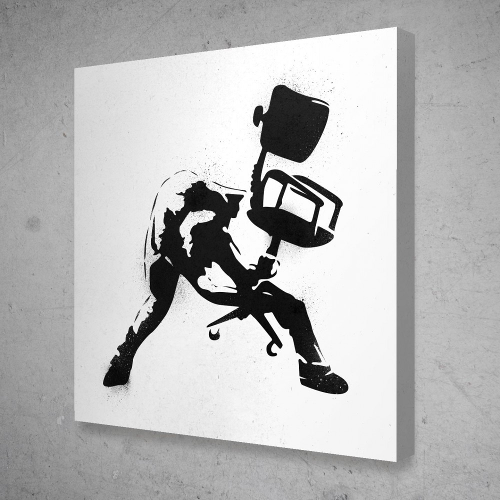 London Calling Banksy Street Art