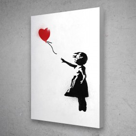 There Is Always Hope Banksy Balloon Girl