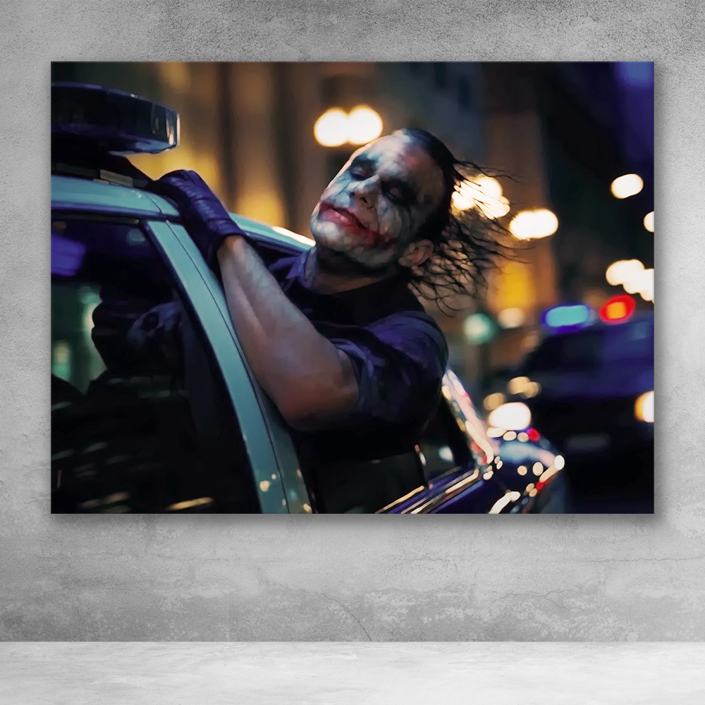 Joker Joy Ride