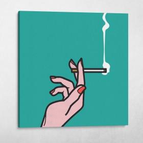 Mad Men Smoking