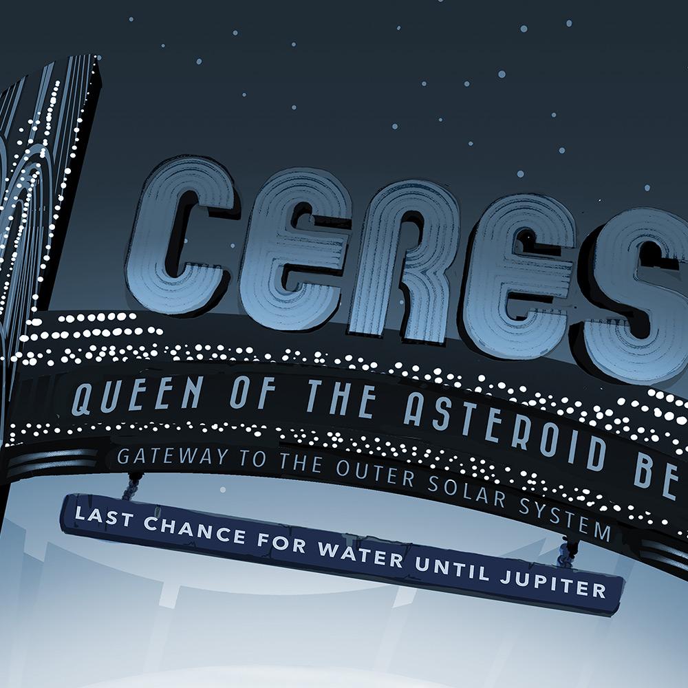 NASA Travel - Ceres
