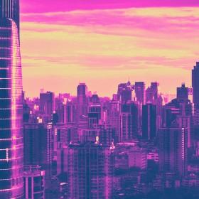Neon Skyline