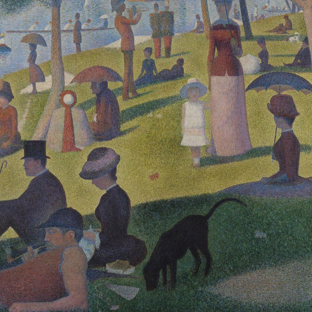 A Sunday on La Grande Jatte - Georges Seurat