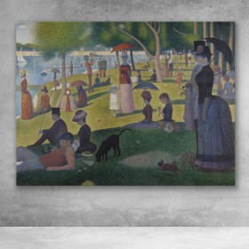 A Sunday on La Grande Jatte - Georges Seurat