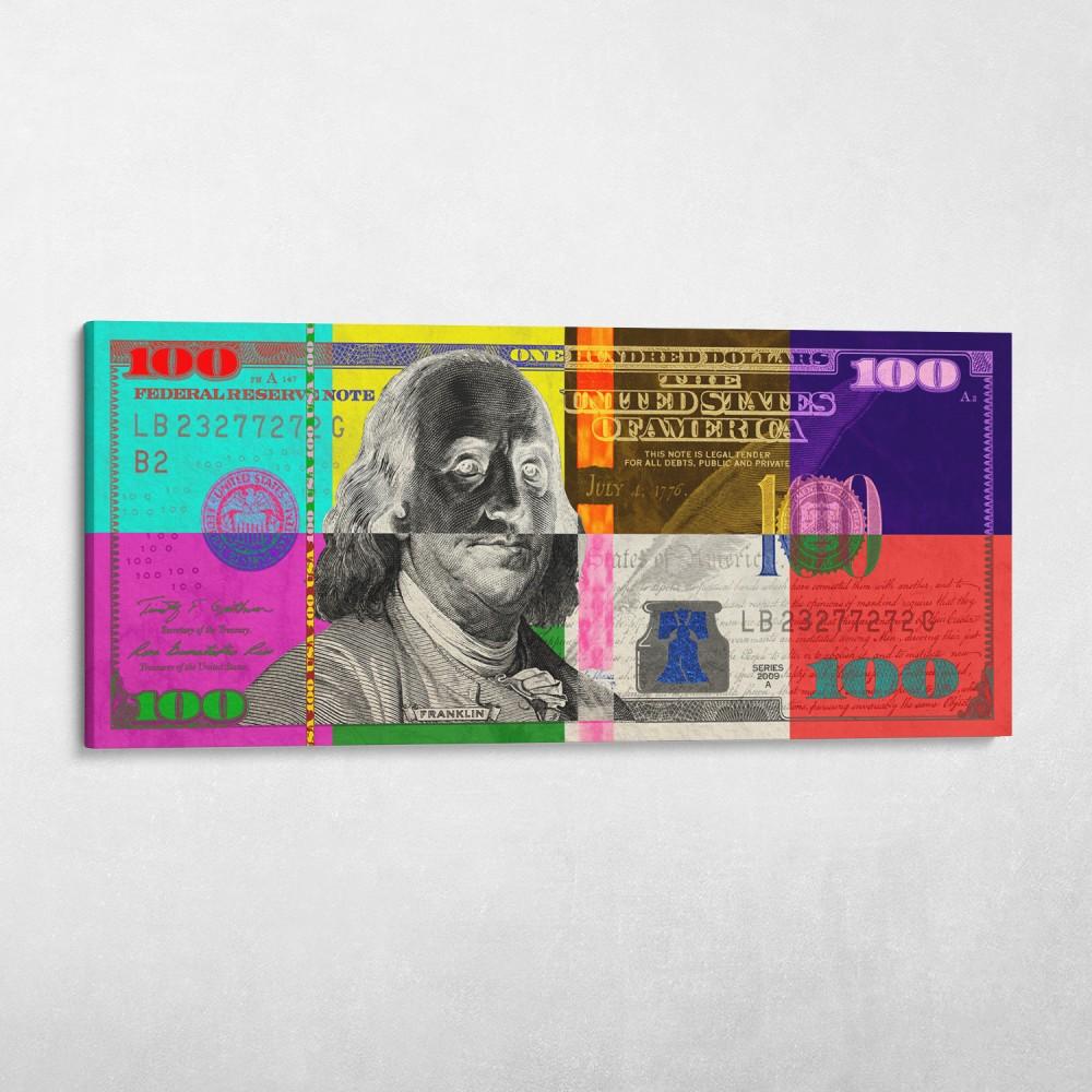 Ben Franklin Color Blocks