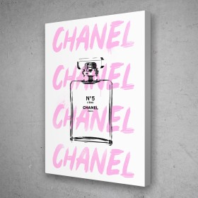 Chanel No5 Pink