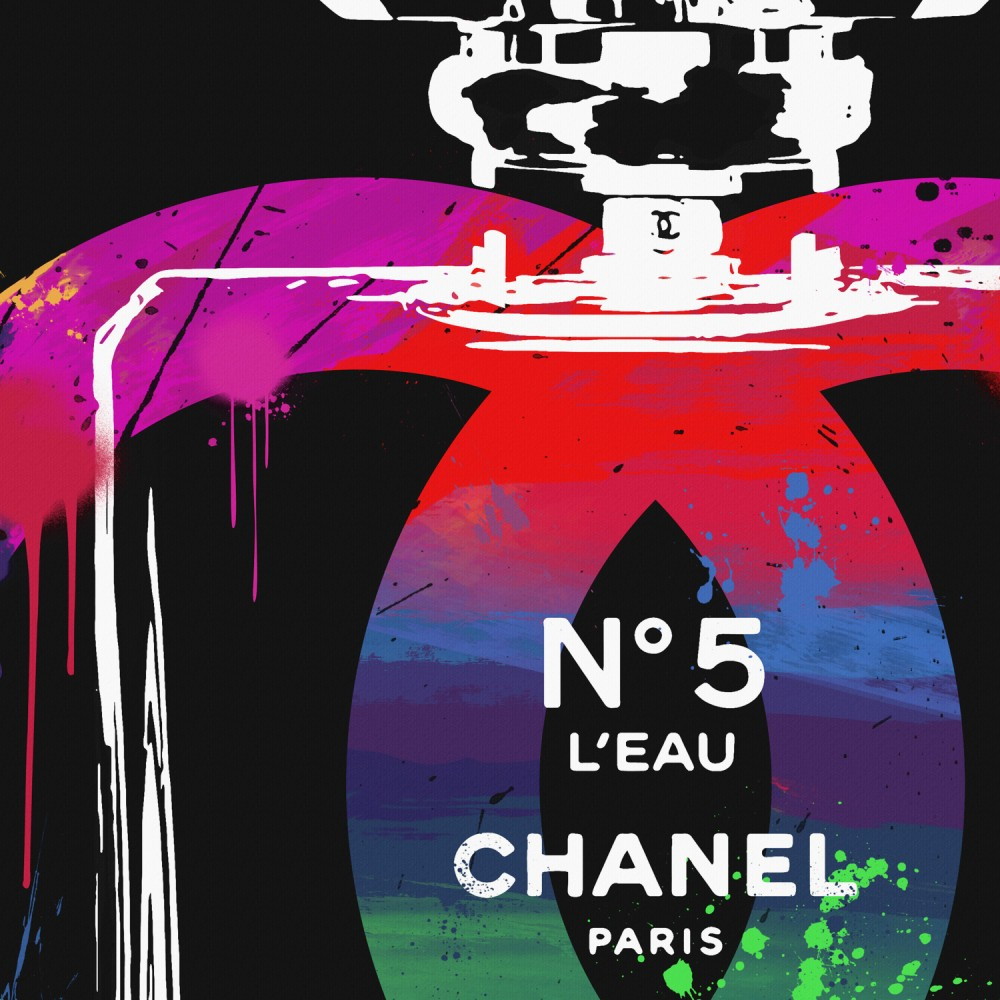 Painted Chanel