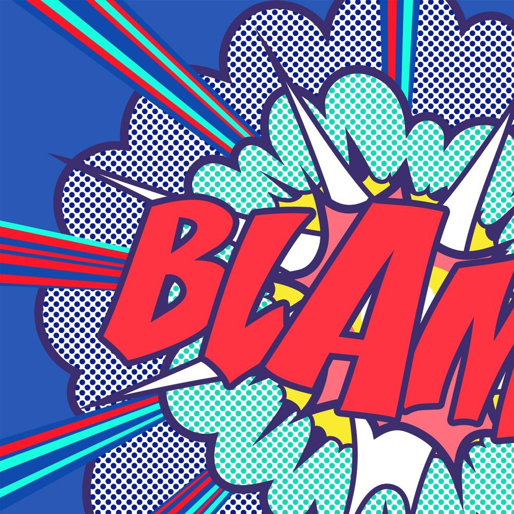 Comic Blam