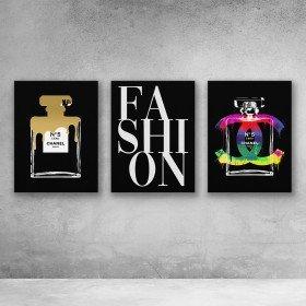 Fashion Perfume Set (Black)