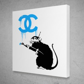 Fashion Rat - Chanel
