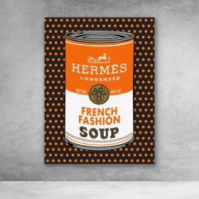 Hermès Fashion Soup