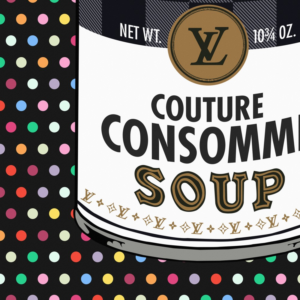 Louis Vuitton Fashion Soup