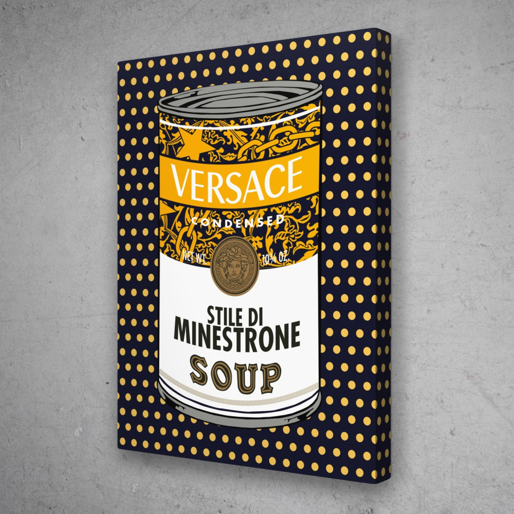 Versace Fashion Soup