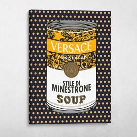 Versace Fashion Soup