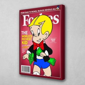 Forbes Cartoon Cover Set
