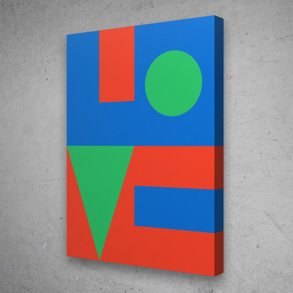 Geometric Love #1