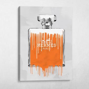 Hermès x Chanel Paint Drip