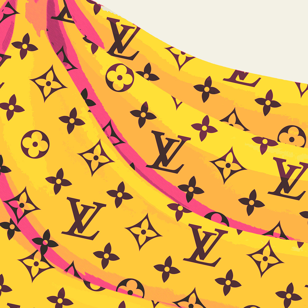 Louis Vuitton Bananas