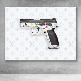 Louis Vuitton Gun