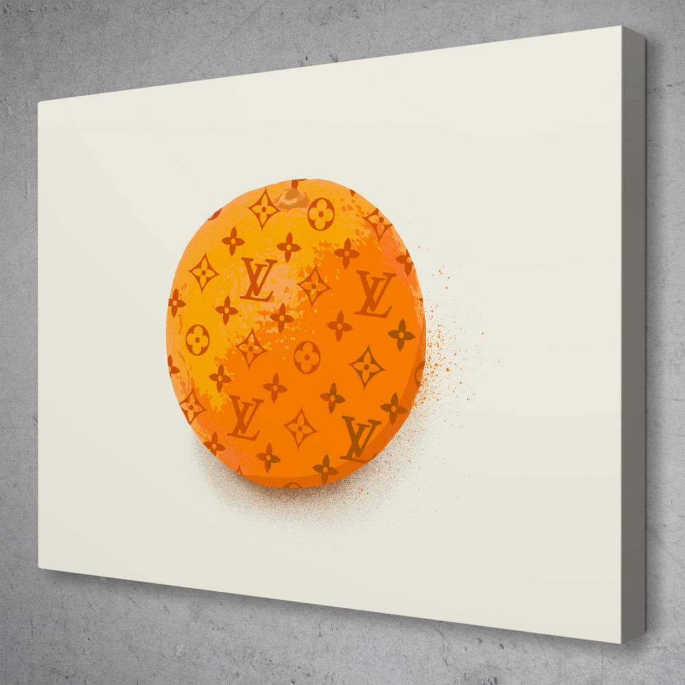 Louis Vuitton Orange