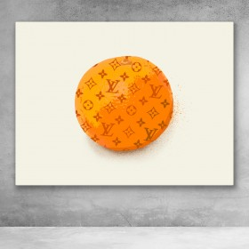 Louis Vuitton Orange
