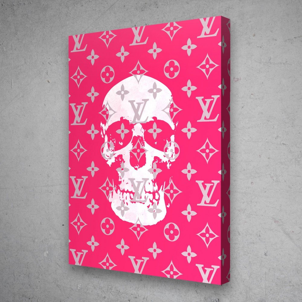 Louis Vuitton Skull