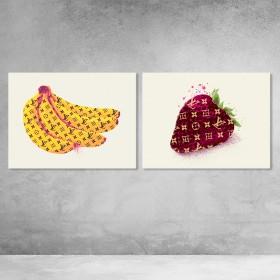 Louis Fruit Set # 1