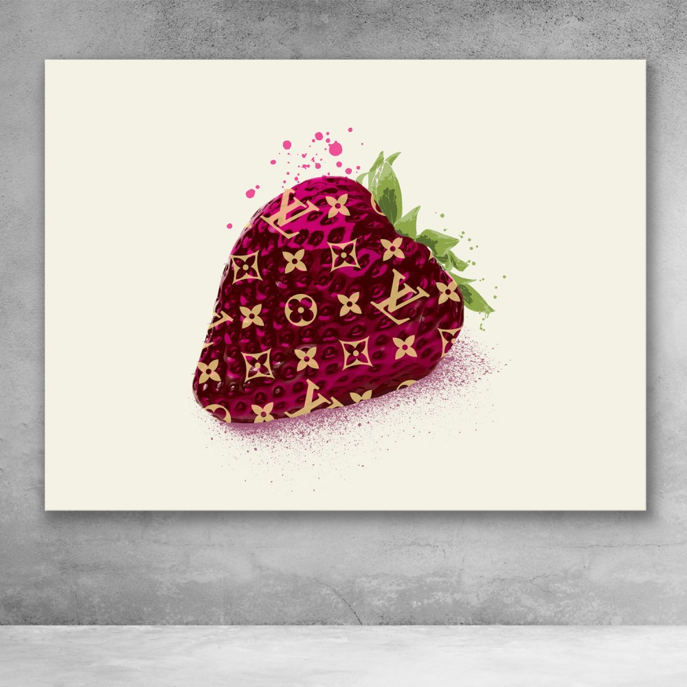 Louis Vuitton Strawberry