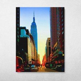 Manhattan Solstice