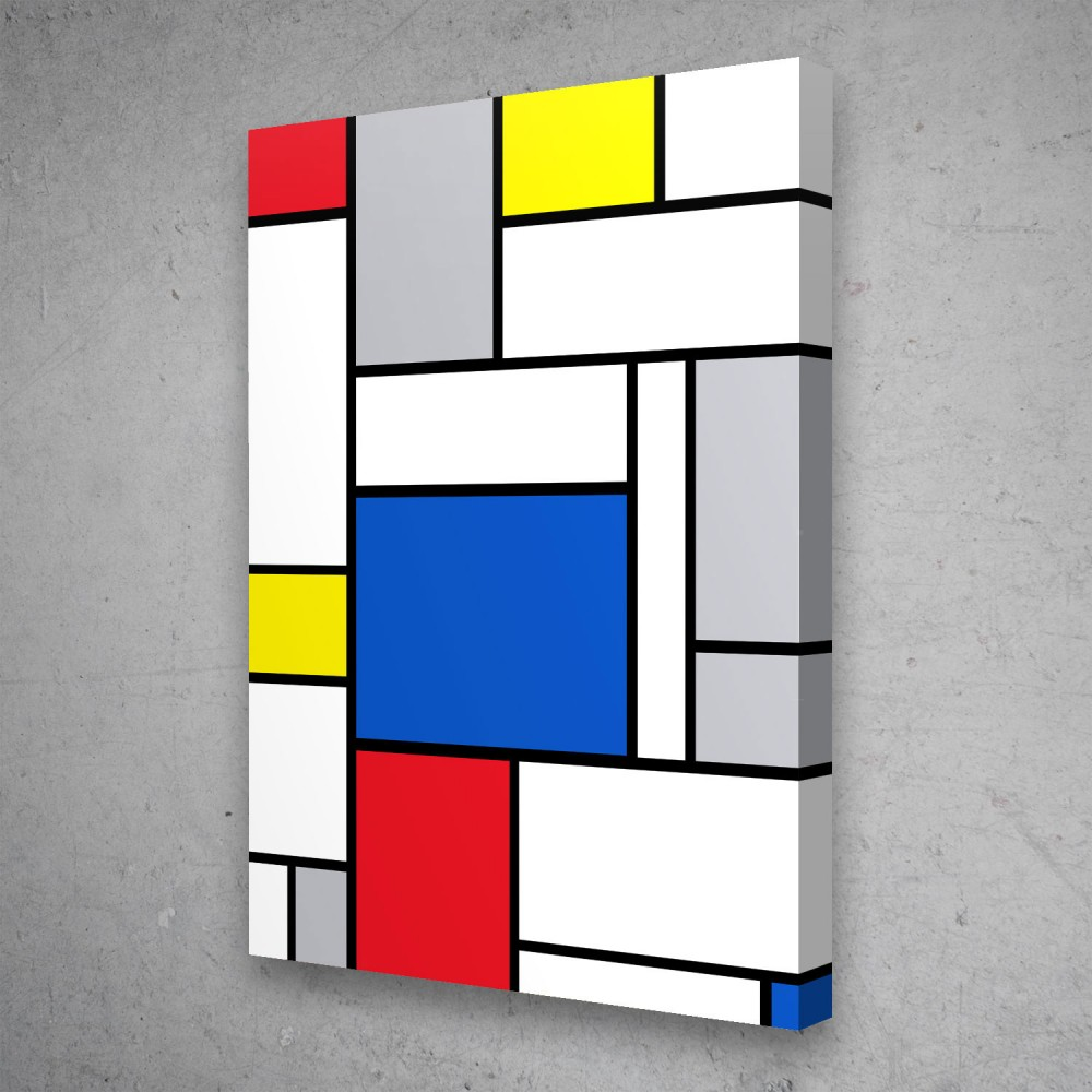 Mondrian Pattern