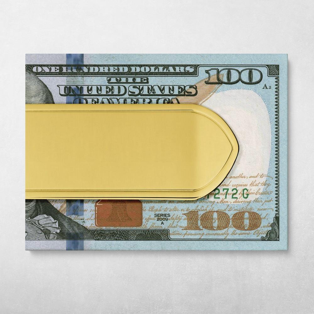 Money Clip Ben Franklin