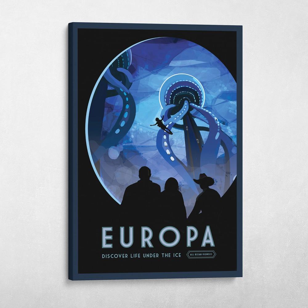 NASA Travel - Europa