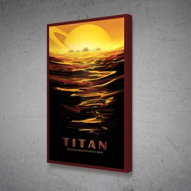 NASA Travel - Titan