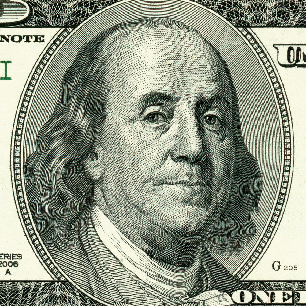 Original Ben Franklin