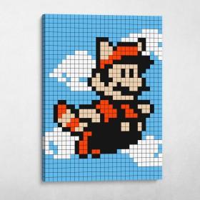 Pixel Suit Set