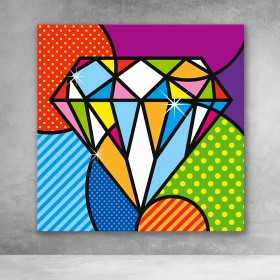 Pop Art Diamond