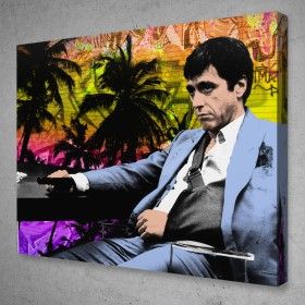 Scarface Graffiti