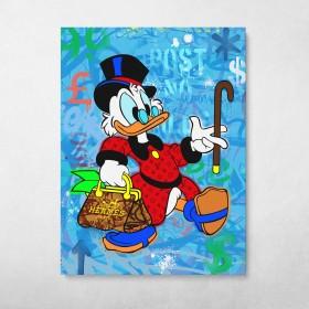 Scrooge Money Walk