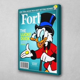 Scrooge Forbes Cover