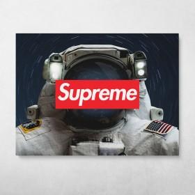 Supreme Astronaut