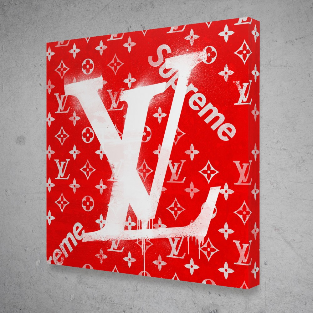 Supreme Louis Vuitton