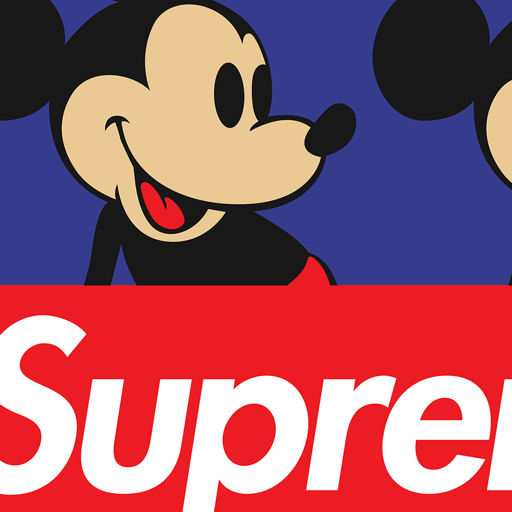 Supreme Mickey