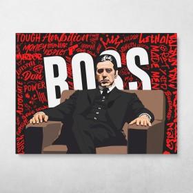 Michael Corleone Boss