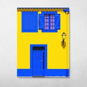 Caribbean Doors (Yellow)