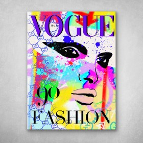 Vogue Cover Italy