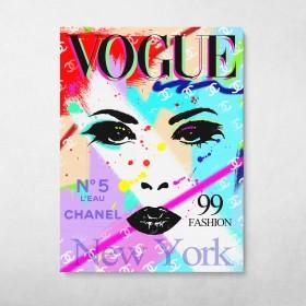 Vogue Cover New York