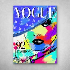 Vogue Cover Paris