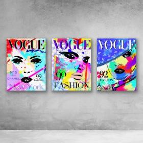 Vogue Cover Set